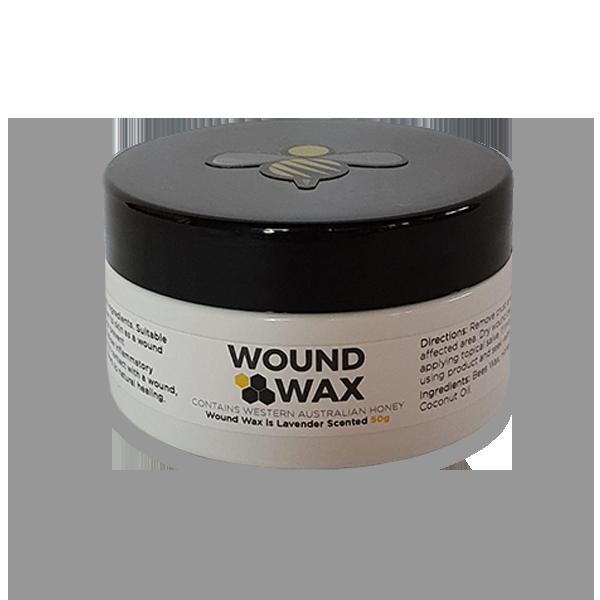 50 Wound Wax